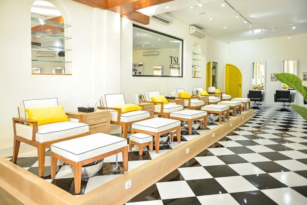 The Shampoo Lounge nail salon bali