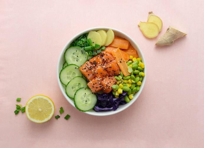 Top 10 Restaurants in Bali to Have Tasty Poke Bowl!