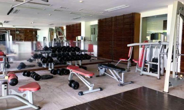 daily gym bali