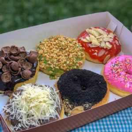 8 Donuts in Bali: The Most Recommended ones