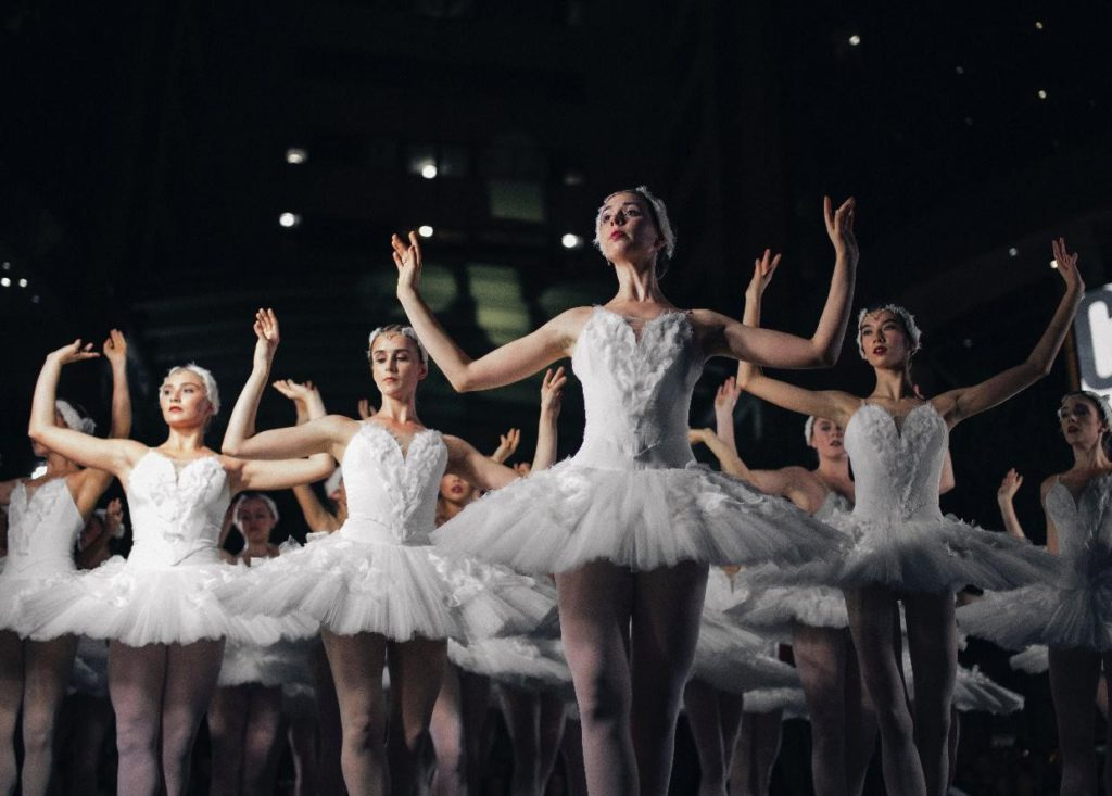 excellent ballet