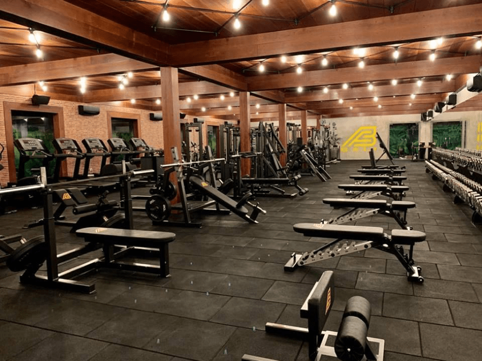body factory gym bali