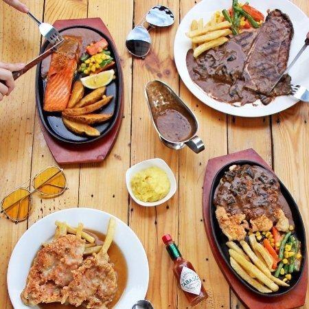 Terrazza Steakhouse bali