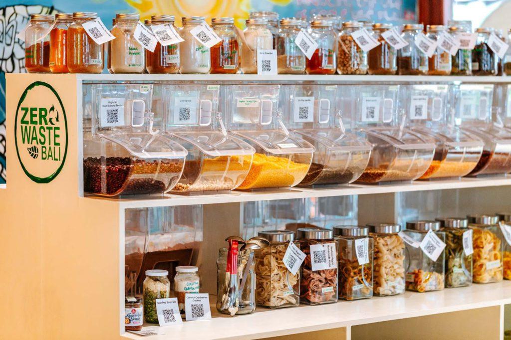 Zero Waste Bali Bulk Food Store