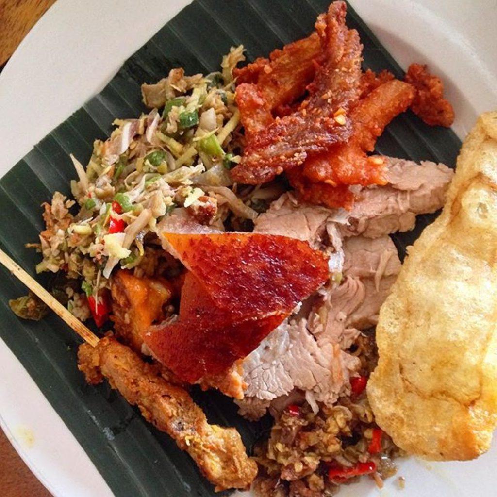 local food bali babi guling