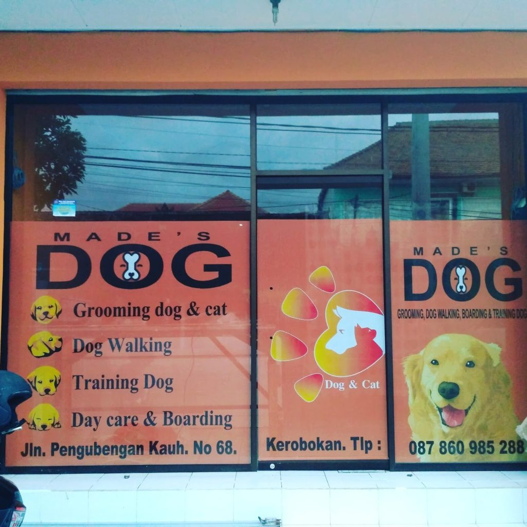 Made's Dog Grooming Dog & Cat