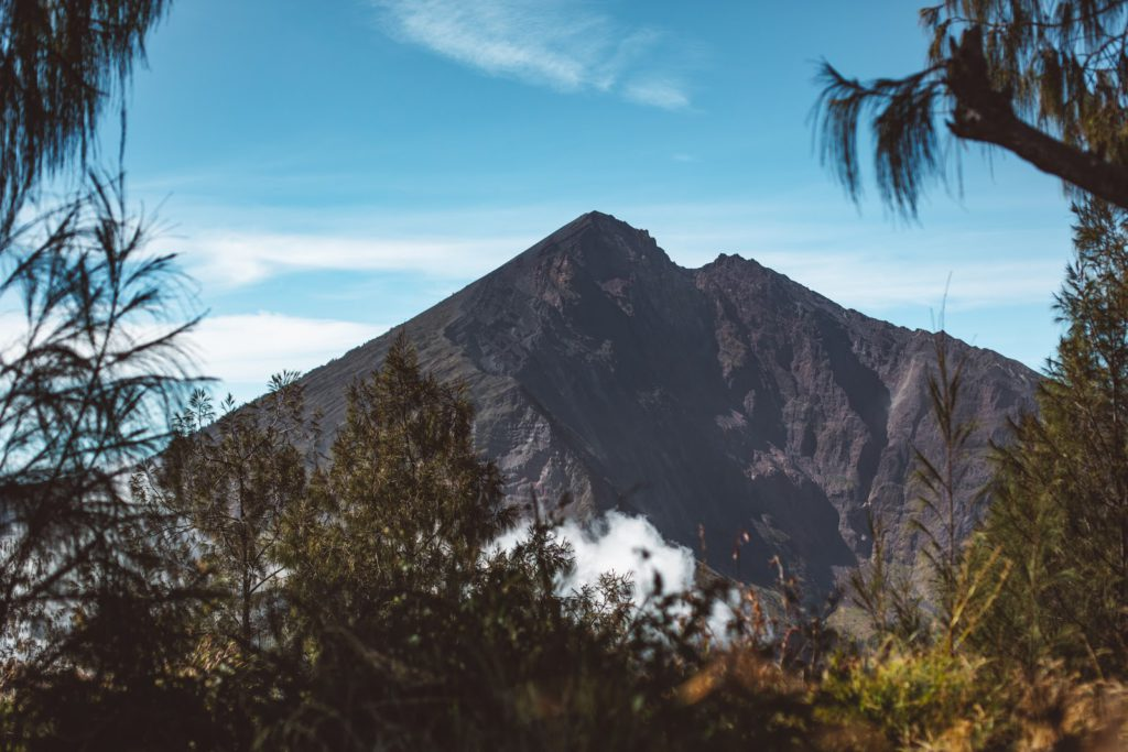 mount rinjani in lombok