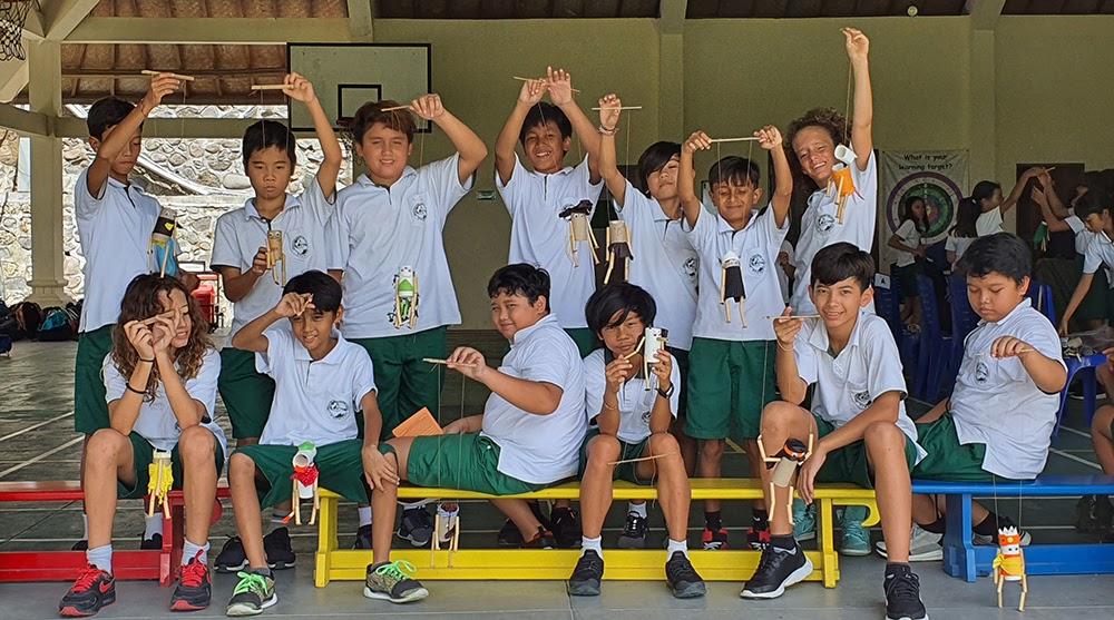 sekolah internasional Bali dyatmika