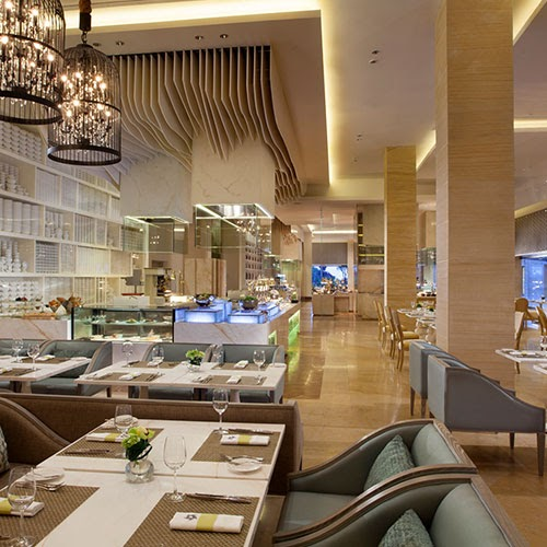mulia dining the cafe all you can eat resto