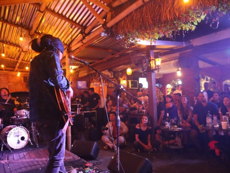 Top 10 Restaurants & Cafes with Live Music in Bali