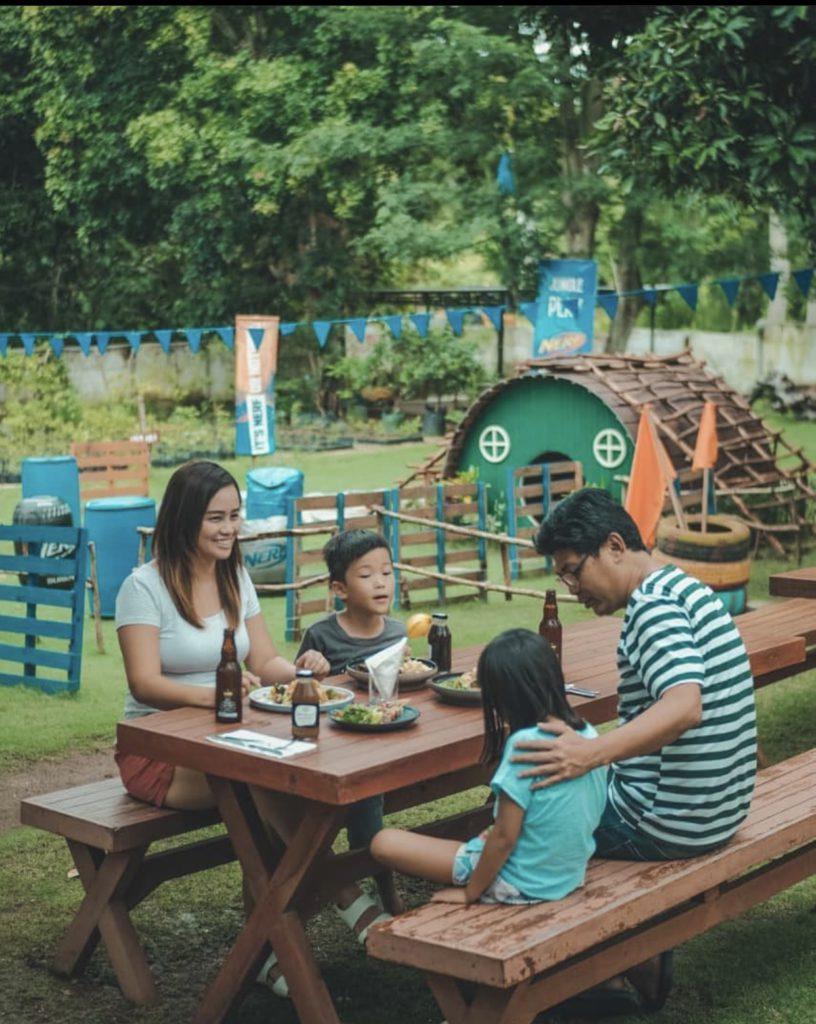 best family destination in Bali at Jimbaran Hub