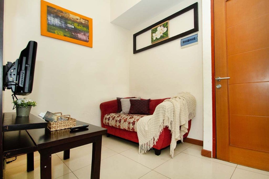 rent apartment south jakarta at Marbella kemang residence