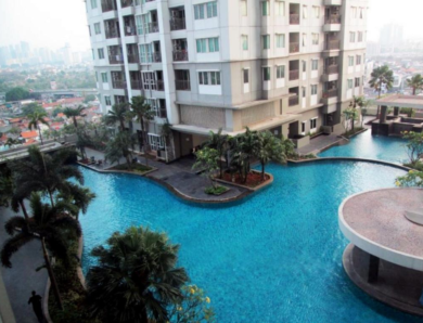 Monthly Rental Jakarta: 6 Monthly Rental Apartments With Fully Equipped Gym
