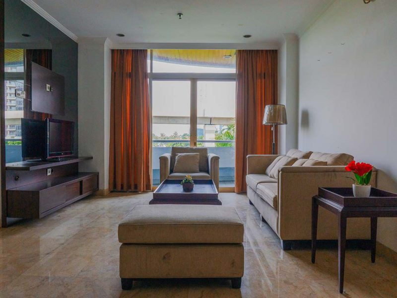 Rent an Apartment in South Jakarta: Luxury Apartment Under 20 Million!