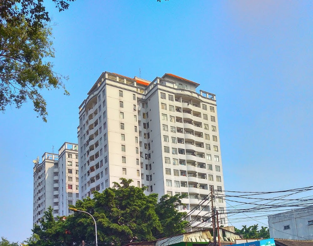 permata eksekutif apartment