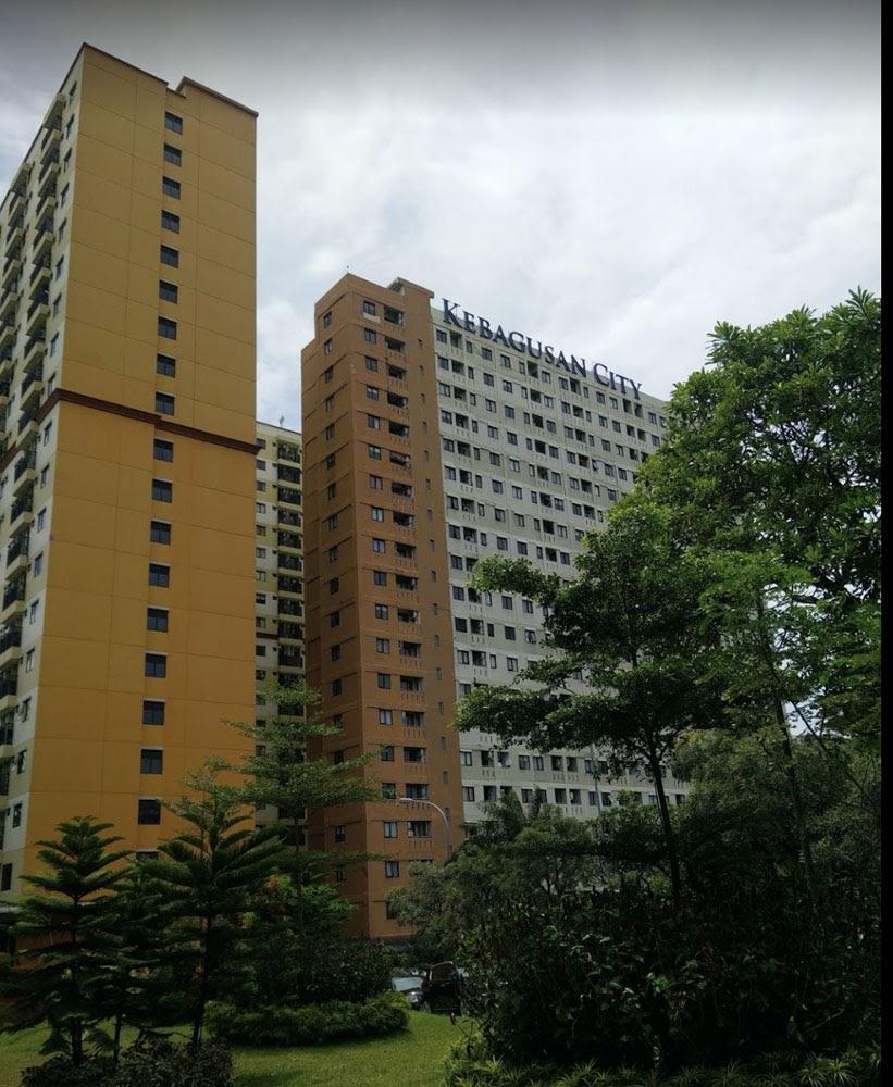 rent apartment monthly at flokq kebagusan city