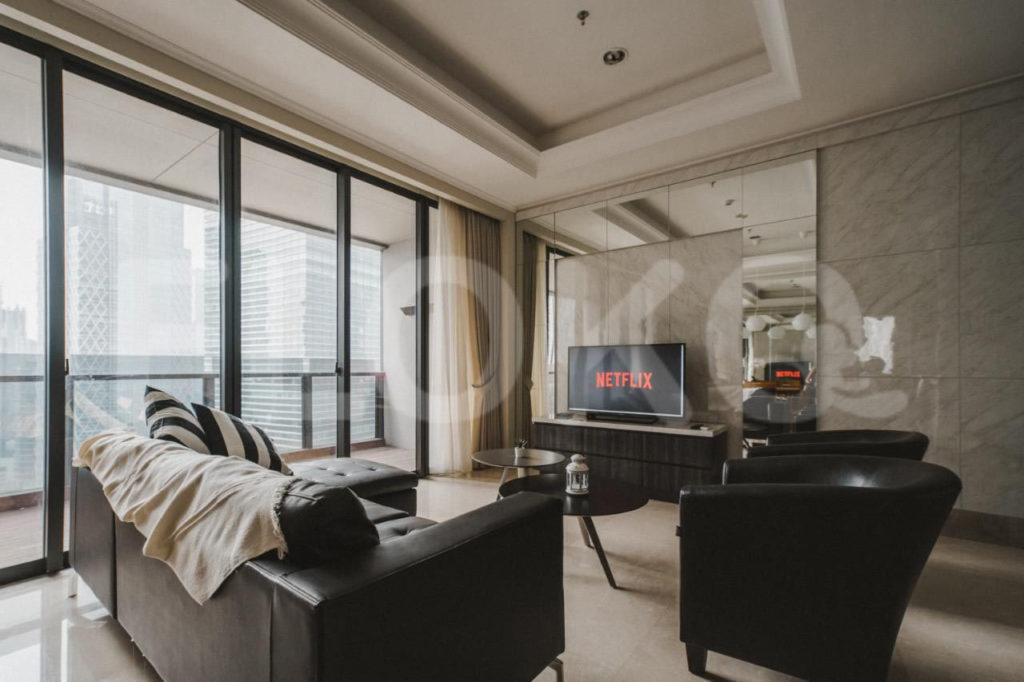 District 8 SCBD - rent apartment monthly jakarta