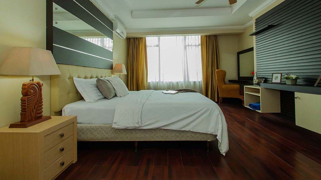 rent apartment sudirman at istana sahid