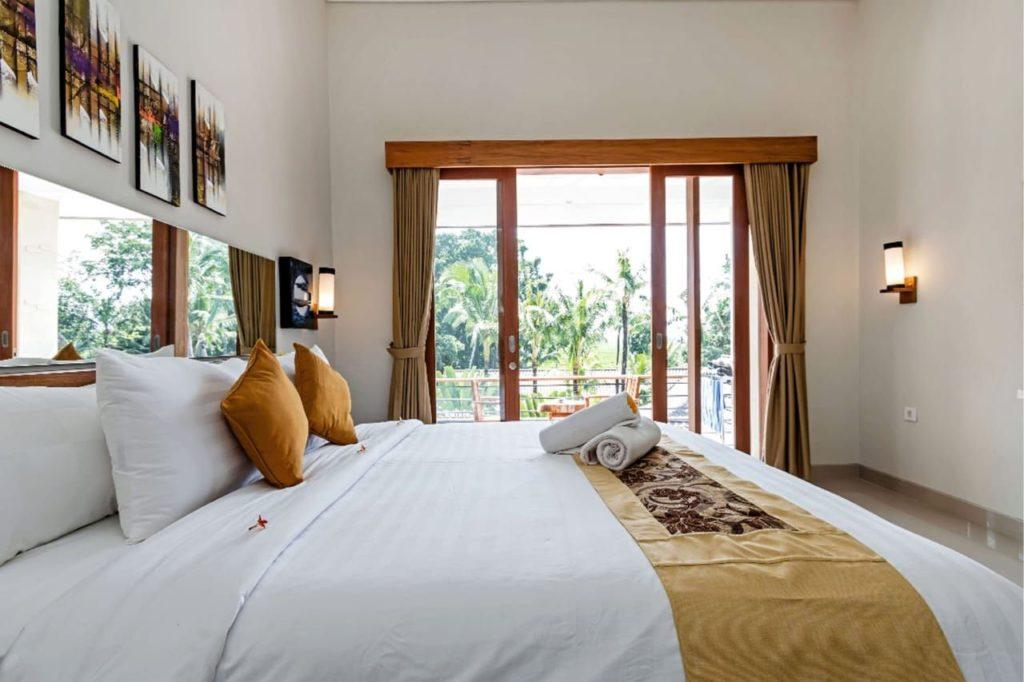 Indah Bali guesthouse for Bali long term rental option