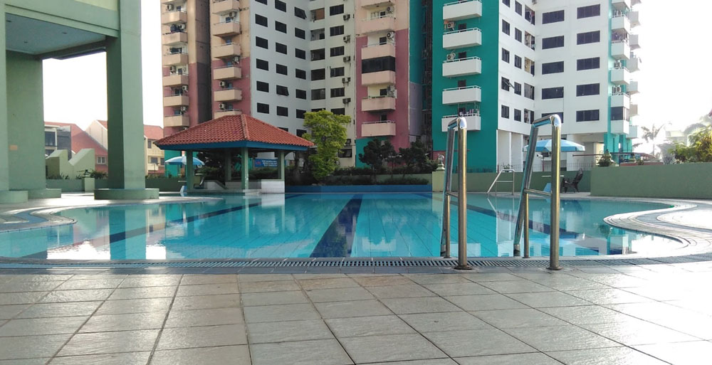 apartemen Jakarta Rajawali