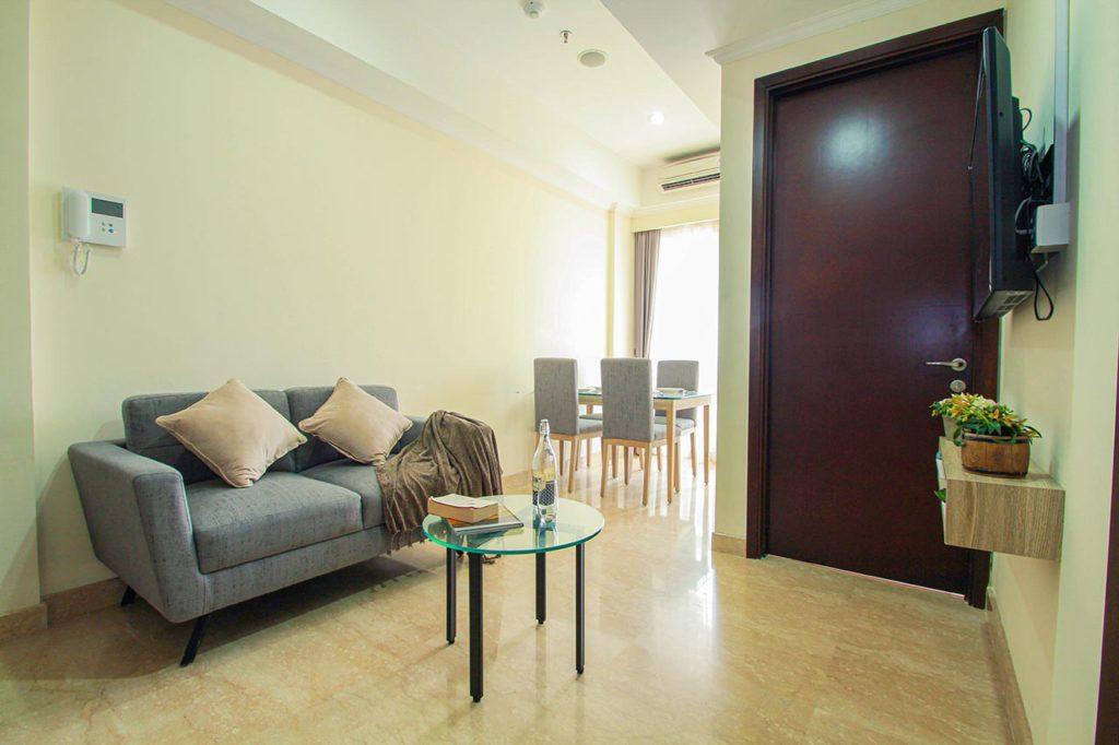 Menteng Park (central jakarta apartment)