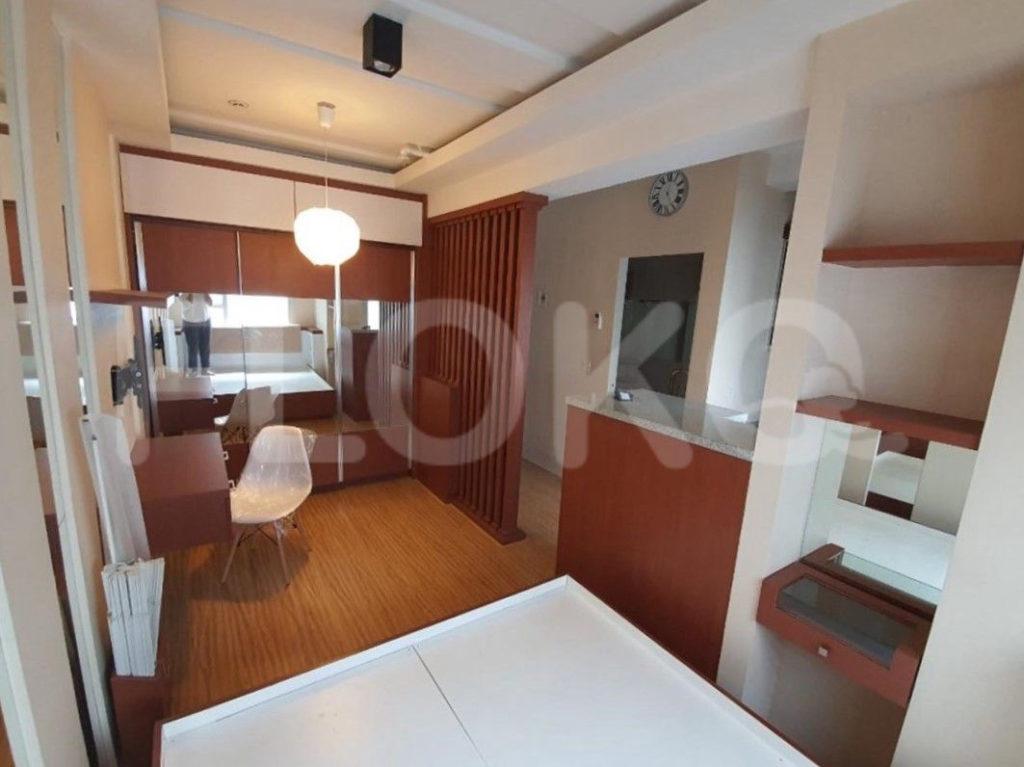 Studio Apartment Non Furnished Central Jakarta