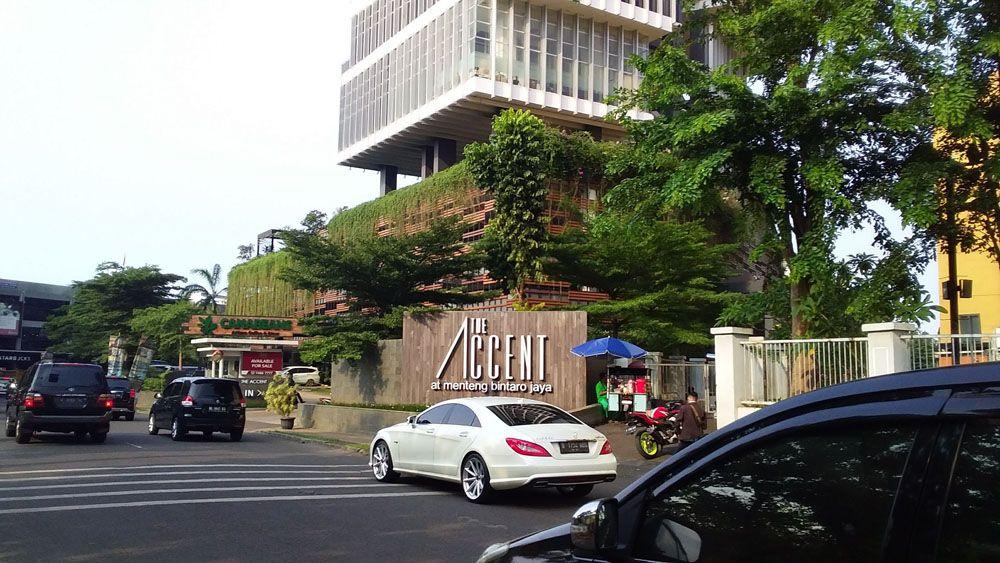 The Accent Bintaro Apartment