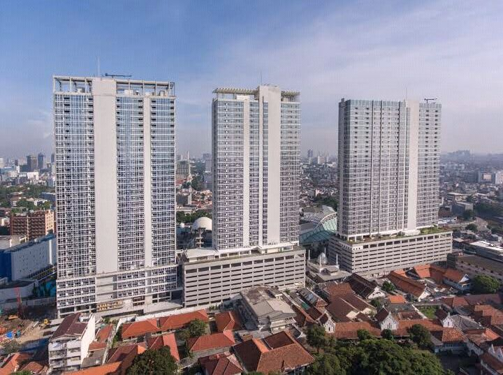 Apartment with Sports Facilities menteng park