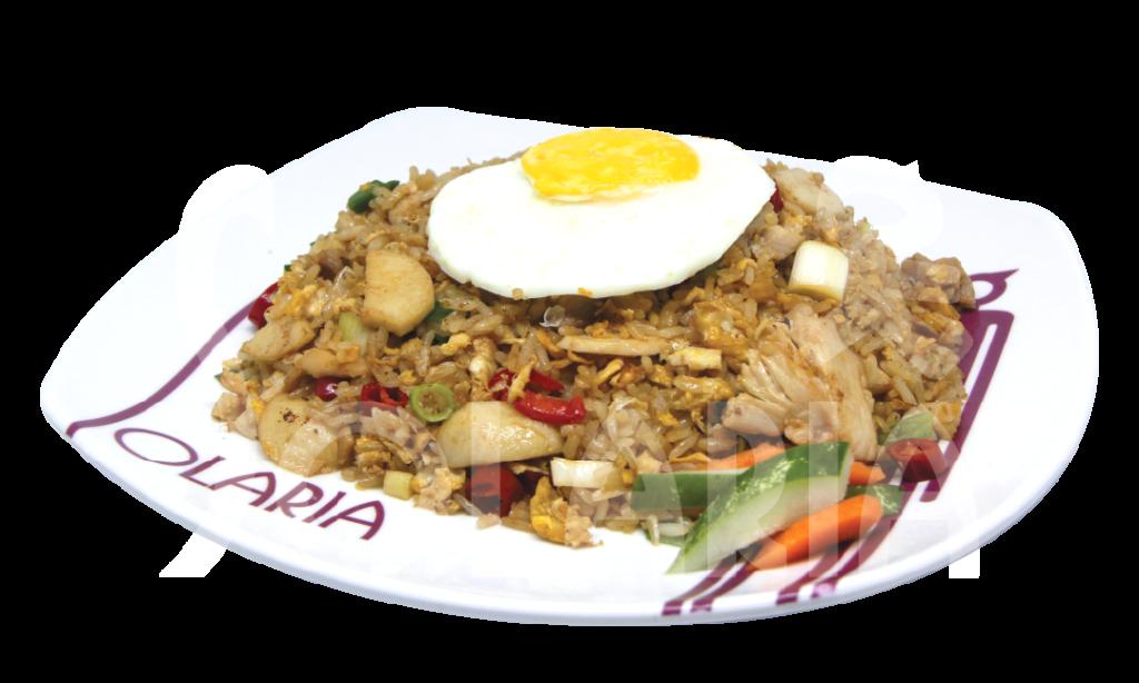 solaria menu fried rice