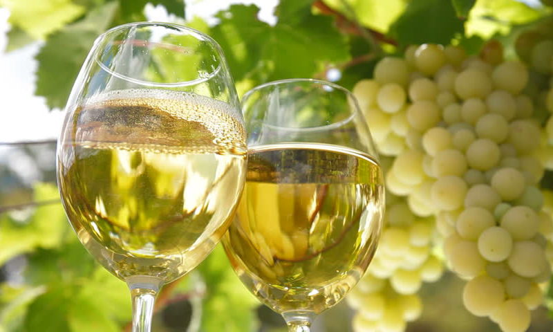 Drinking White Wine (Apparently) Also Has Many Benefits