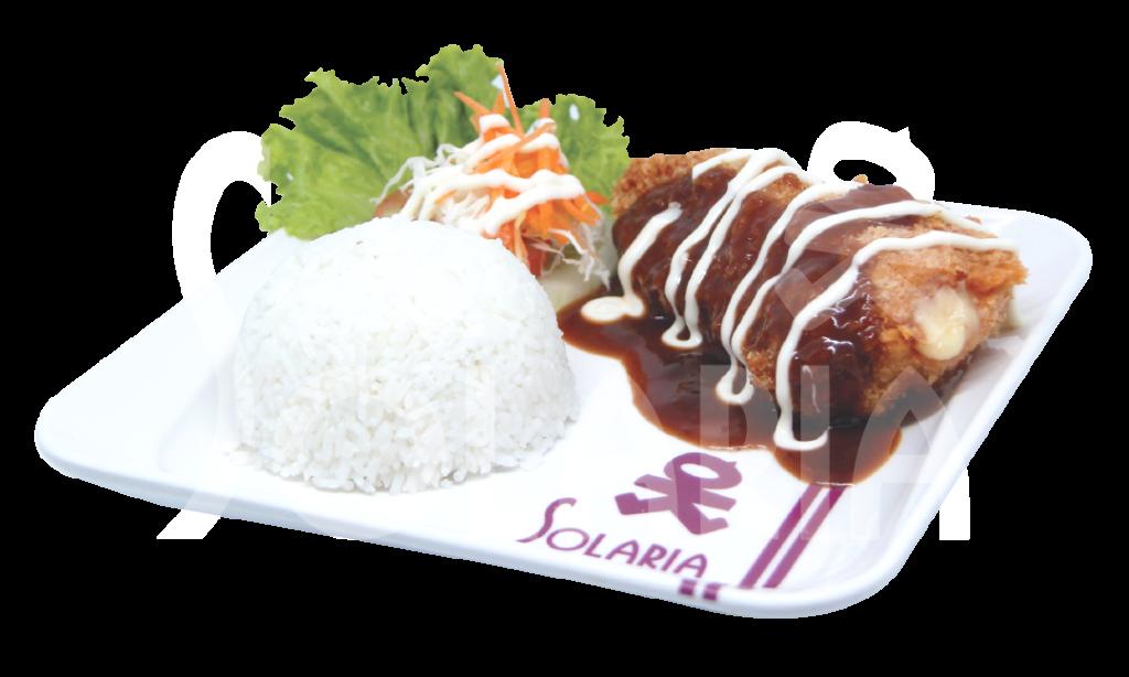 solaria menu chicken mozarella