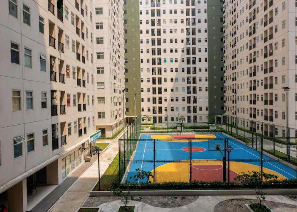 basketball kota ayodhya apartment