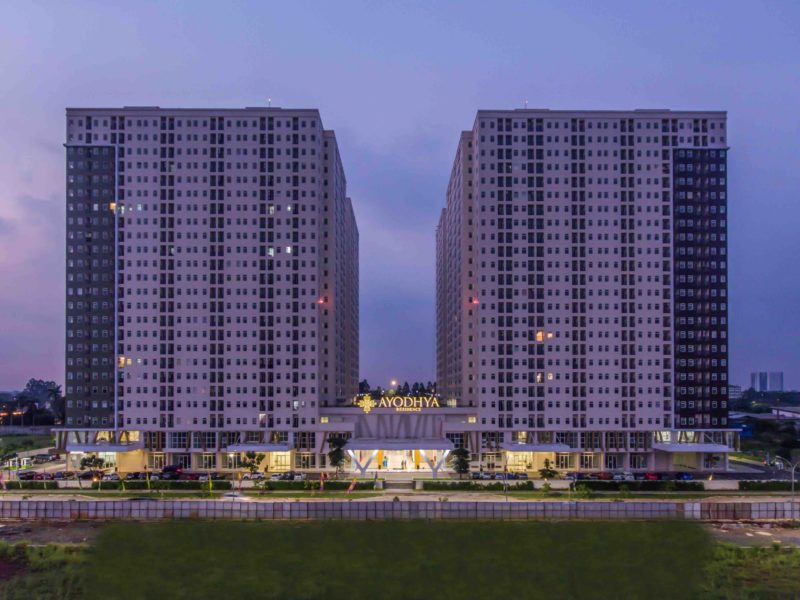 Here Are 5 Reasons Why the Kota Ayodhya Apartment in Tangerang is Suitable for You