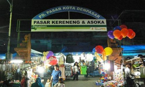 Enjoy the Night Culinary Sensation at Kreneng Market Bali