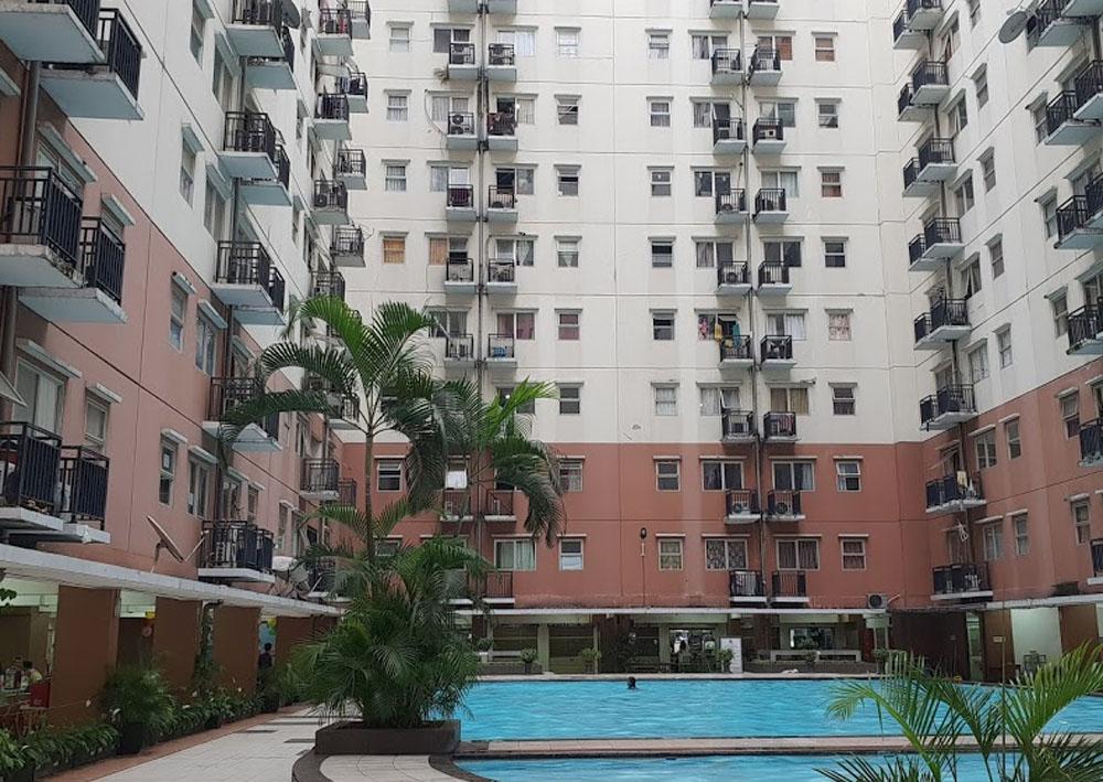 apartemen gateway ciledug 1