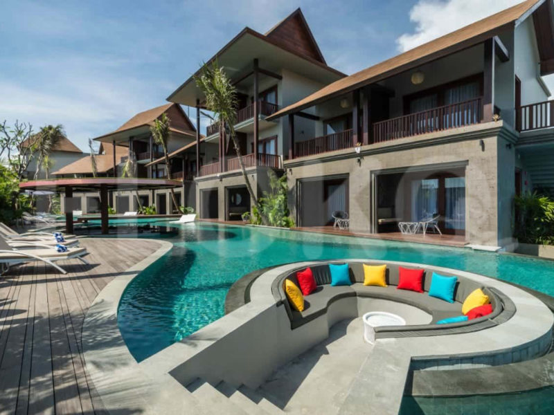 Monthly Rental Bali: 9 Recommended Villas in Canggu Bali