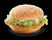 menu McDonald's McChicken