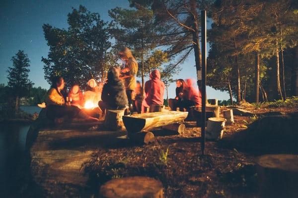 camping danau tamblingan