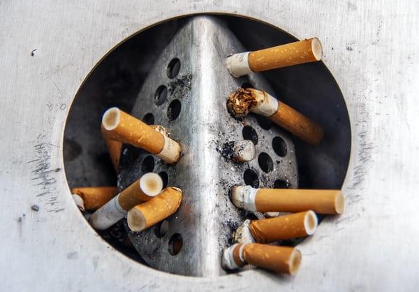 rokok biasa