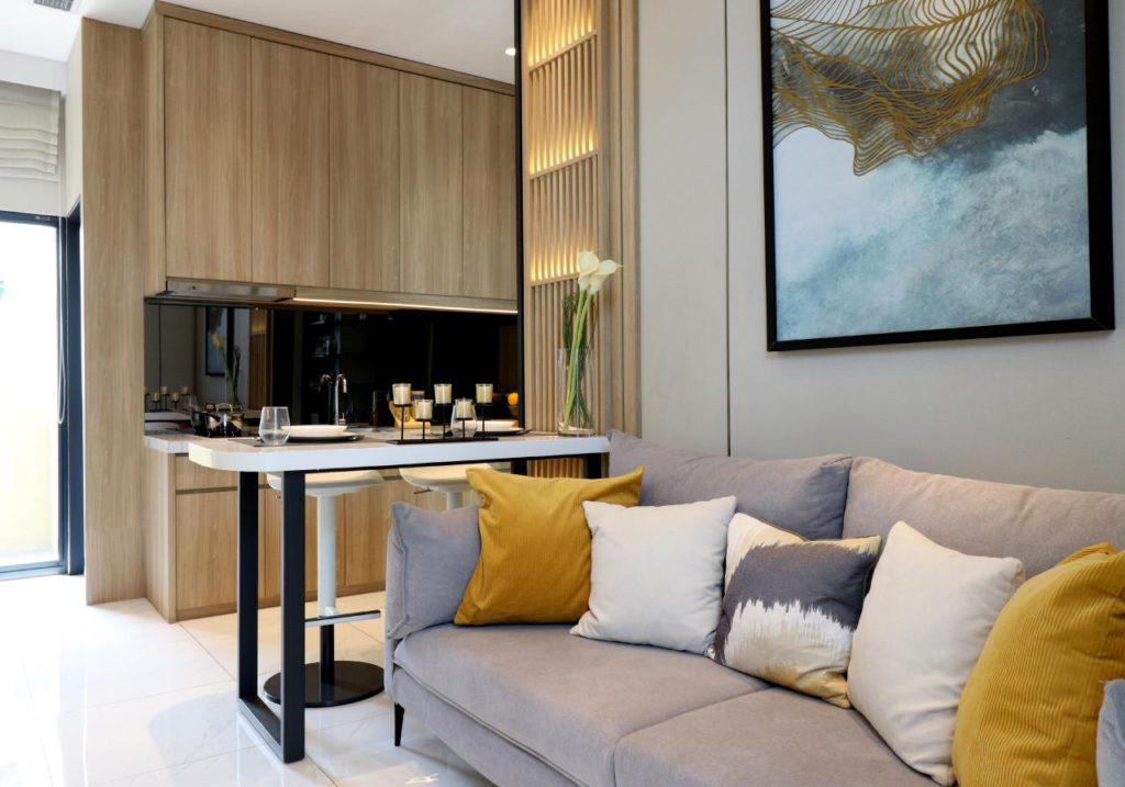 apartemen konsep jepang maj residence