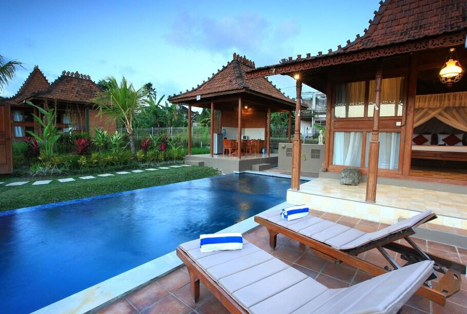 cheap villa ubud