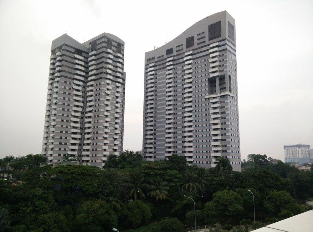 bona vista apartment near mrt lebak bulus