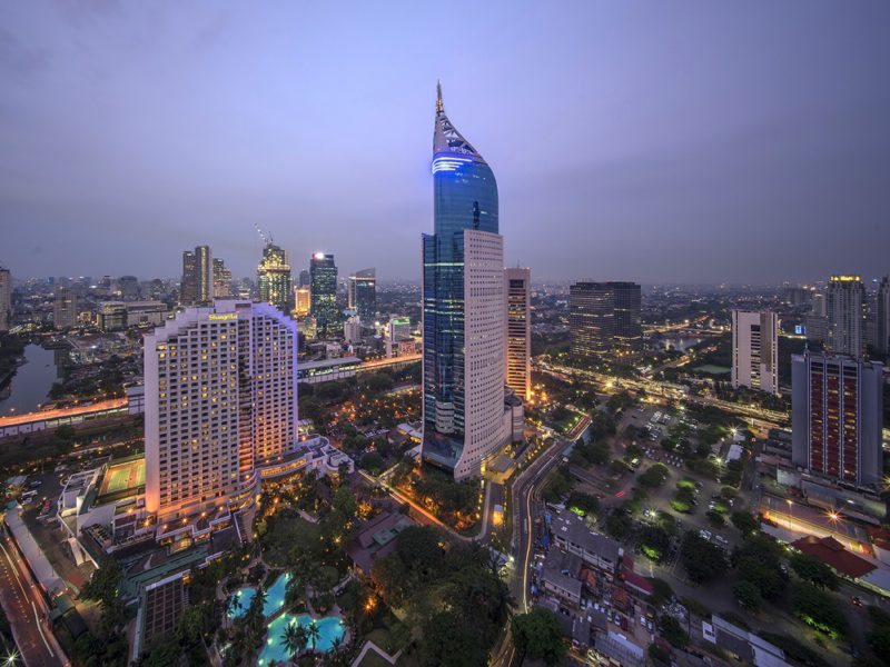 Here Are 10 Recommended Premium Apartments Near Wisma BNI 46