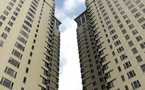 jakarta apartment city view