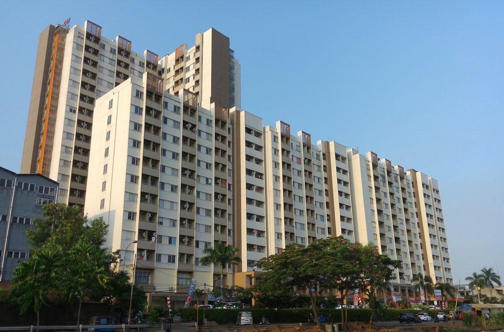 cheap apartment in jakarta