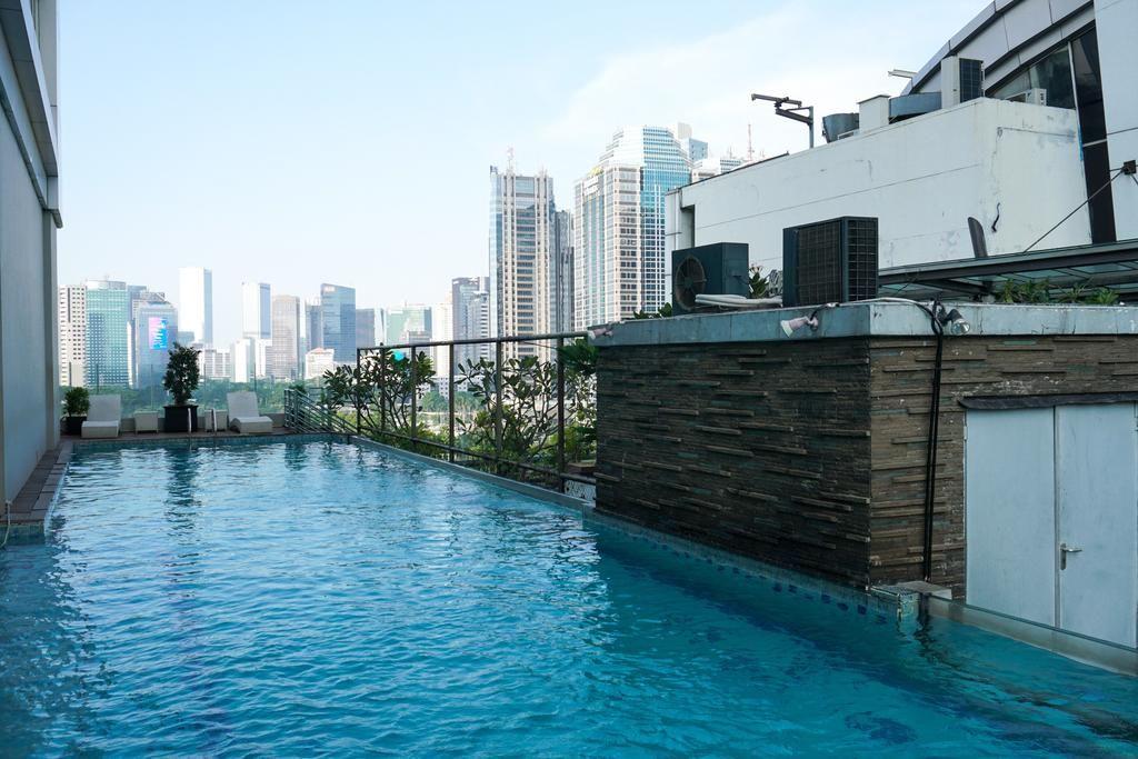 fx residence highest apartment jakarta