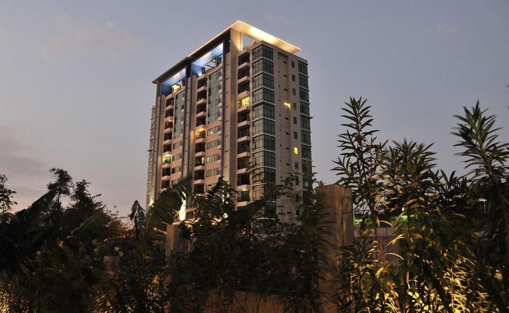 apartment near JIS Hampton's park