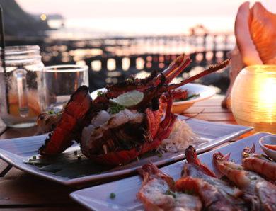 10 Rekomendasi Terbaik Restoran Seafood di Kuta, Bali