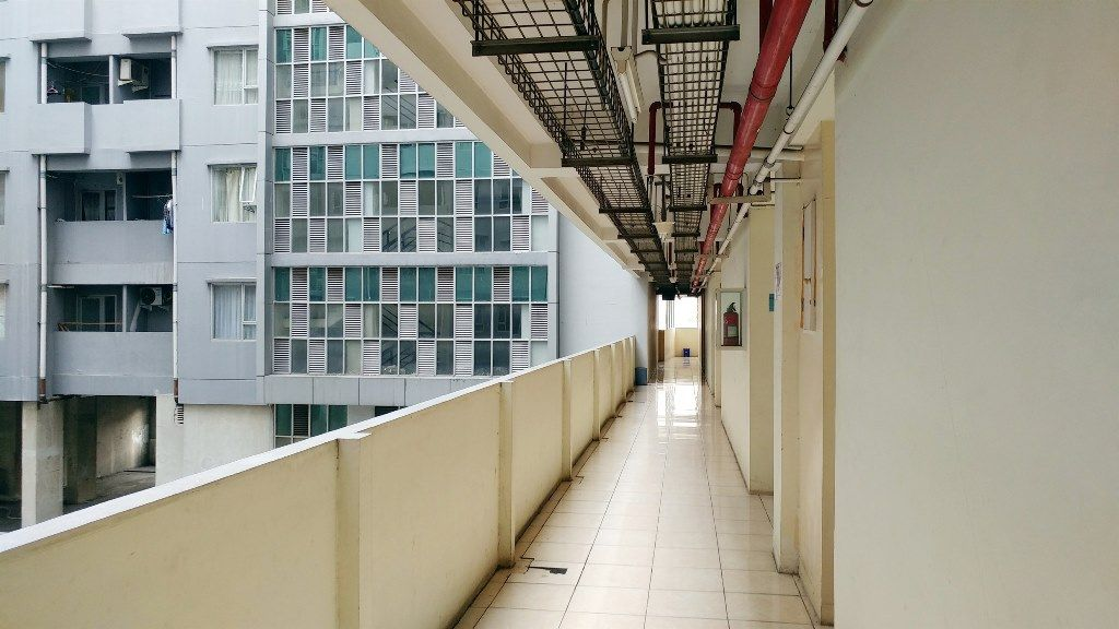 menteng square apartment