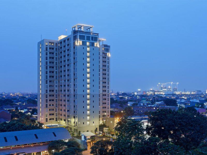 10 Apartments near Pelita Harapan University (UPH) Karawaci, Tangerang